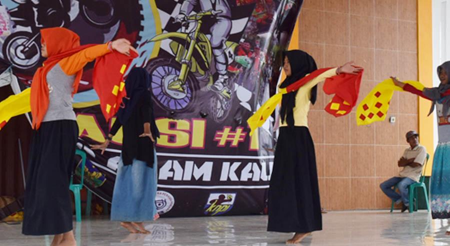 Festival Nusantara Expo, Kau Tampilkan Tari Tutur Meringit