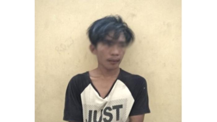 DJ mahasiswa pelaku pencuri motor