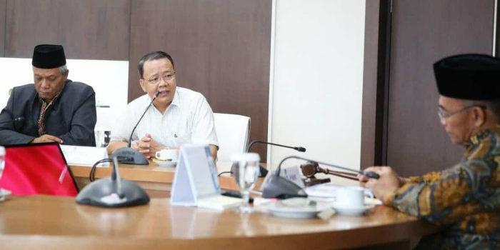 Gubernur Bengkulu - H. Rohidin Mersyah