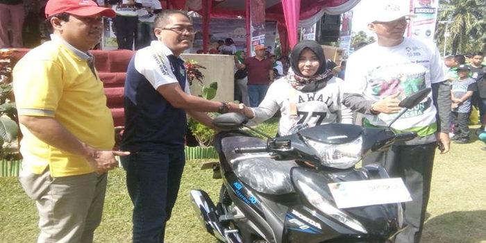Pemenang Sepeda motor