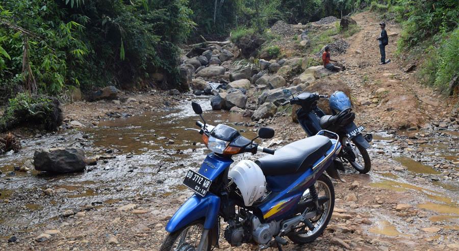 Sungai Kulik, Kecamatan Maje, Kabupaten Kaur