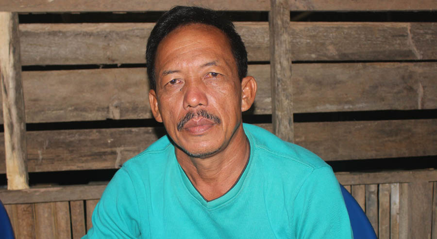 Irwanto Tohir alias Ujang Taso, Mantan Kades Tanjung Bulan