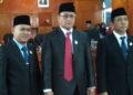 Unsur Pimpinan DPRD Bengkulu Selatan