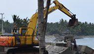 Permalink to Pembangunan Pengaman Pantai Hili Ditargetkan Selesai Tepat Waktu